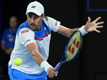 Steve Johnson (© AFP)