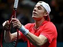 Denis Shapovalov (© AFP)