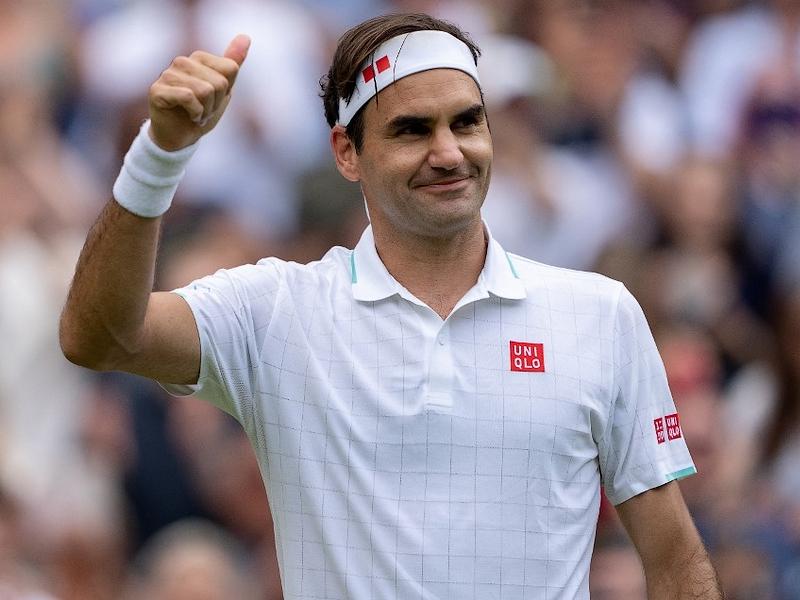 Roger Federer (© AFP)