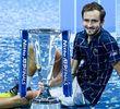 Medveděv bere titul z Turnaje mistrů jako vzpruhu do grandslamů